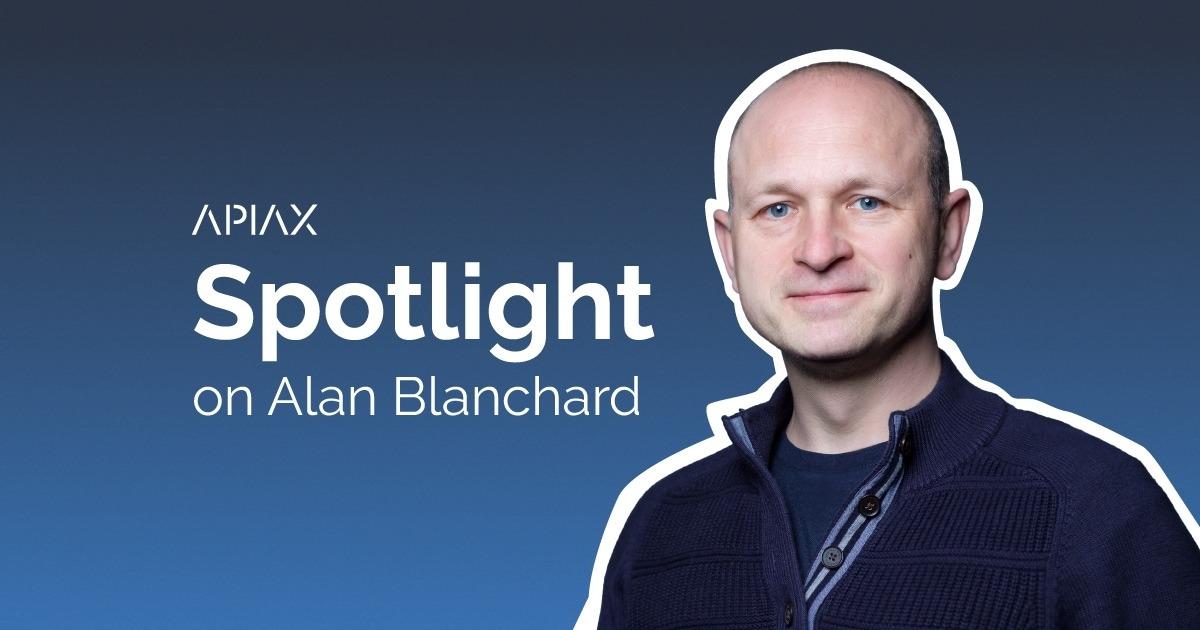 Spotlight Alan Blanchard