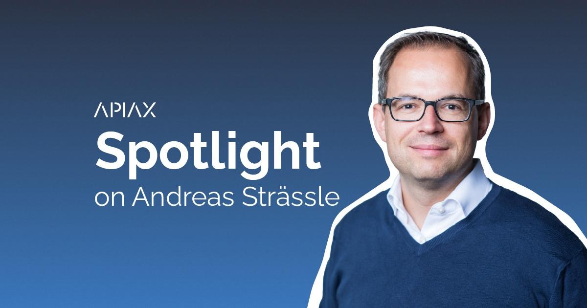 Andreas Strässle Spotlight